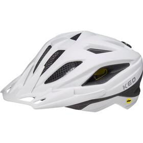 KED Street MIPS Helmet Kids white matt